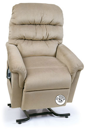the comfortable chair store ultracomfort power lift recliners make